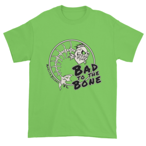 Bad to the Bone Ultra Cotton T-Shirt Lime
