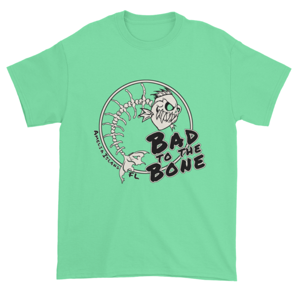 Bad to the Bone Ultra Cotton T-Shirt Mint-Green