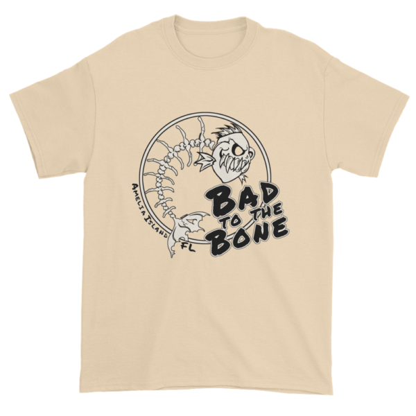 Bad to the Bone Ultra Cotton T-Shirt Natural