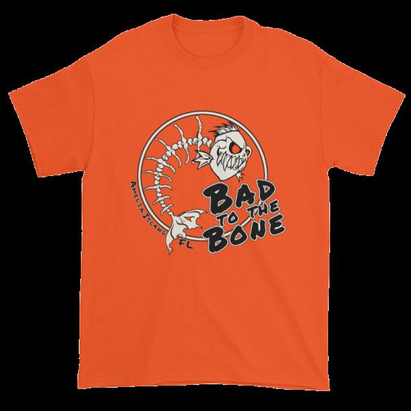 Bad to the Bone Ultra Cotton T-Shirt Orange
