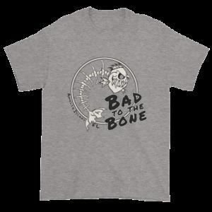 Bad to the Bone Ultra Cotton T-Shirt Sport-Grey