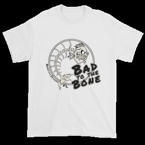 Bad to the Bone Ultra Cotton T-Shirt White
