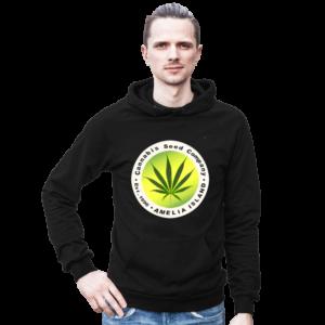 Cannabis Seed Company Black Male Model