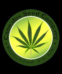 Cannabis Seed Company Graphic