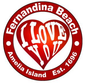 Fernandina I Love You graphic