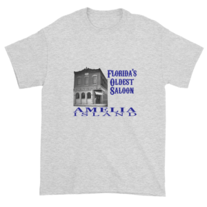 Florida's Oldest Saloon Ultra Cotton T-Shirt Ash