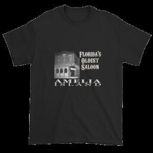 Florida's Oldest Saloon Ultra Cotton T-Shirt Black