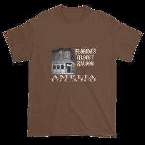 Florida's Oldest Saloon Ultra Cotton T-Shirt Chestnut