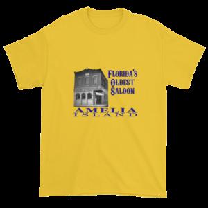 Florida's Oldest Saloon Ultra Cotton T-Shirt Daisy