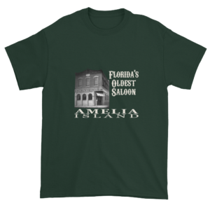Florida's Oldest Saloon Ultra Cotton T-Shirt Forest