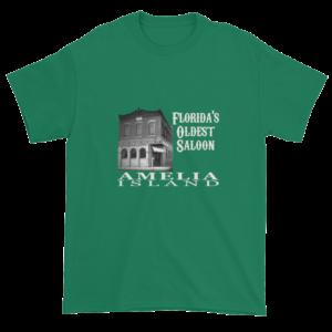 Florida's Oldest Saloon Ultra Cotton T-Shirt Kelly