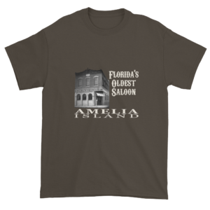 Florida's Oldest Saloon Ultra Cotton T-Shirt Olive