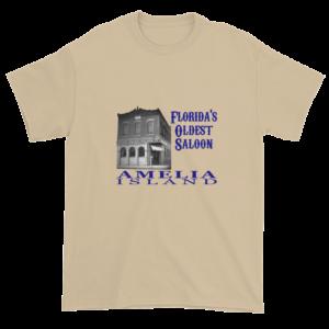 Florida's Oldest Saloon Ultra Cotton T-Shirt Sand