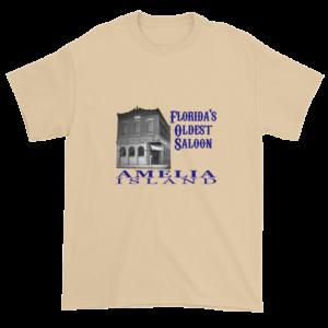 Florida's Oldest Saloon Ultra Cotton T-Shirt Tan