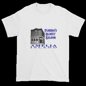 Florida's Oldest Saloon Ultra Cotton T-Shirt White