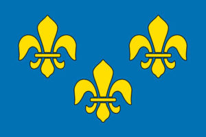 French Flag 1562