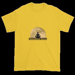 Full Moon Lotus Ultra Cotton T-Shirt Daisy