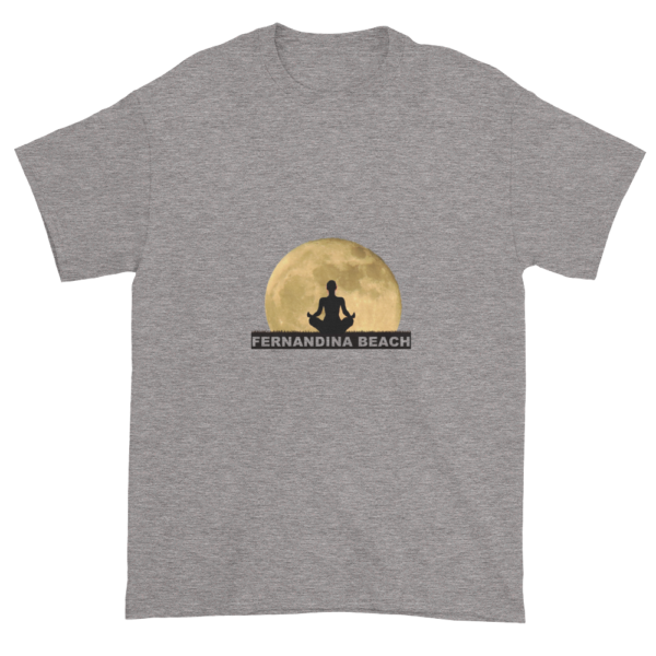 Full Moon Lotus Ultra Cotton T-Shirt Sport-Grey