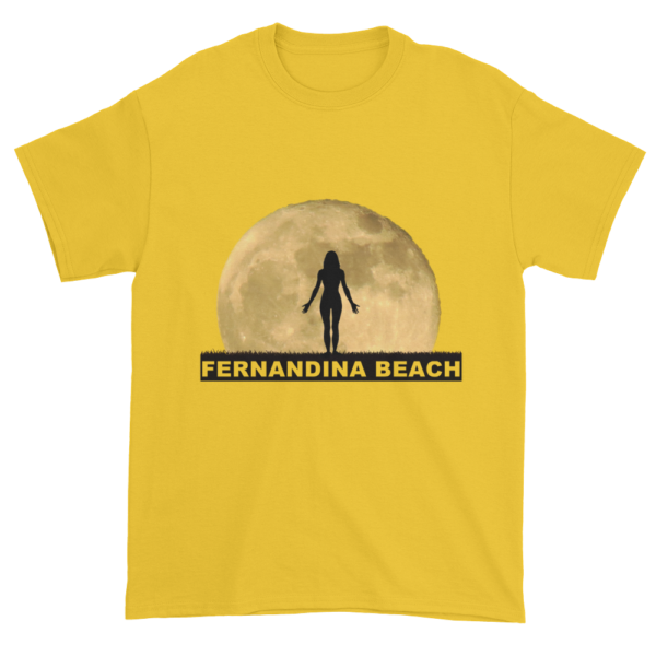Full Moon Yoga Ultra Cotton T-Shirt Daisy