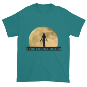 Full Moon Yoga Ultra Cotton T-Shirt Jade-Dome