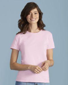 Gildan Ultra 2000 Tee Shirt Women Model