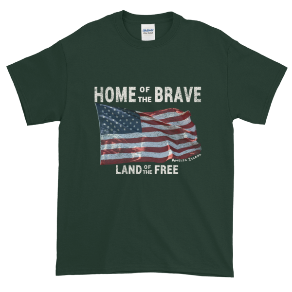 Home of the Brave Land of the Free Forest