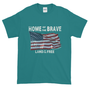 Home of the Brave Land of the Free Jade-Dome