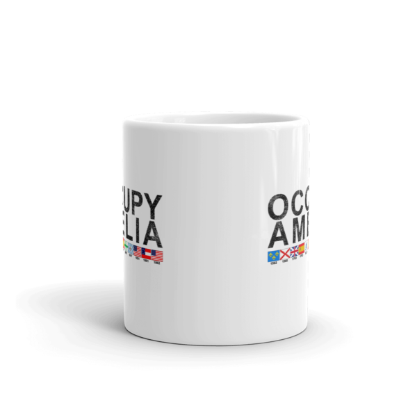 Occupy Amelia Mug Front-view 11oz