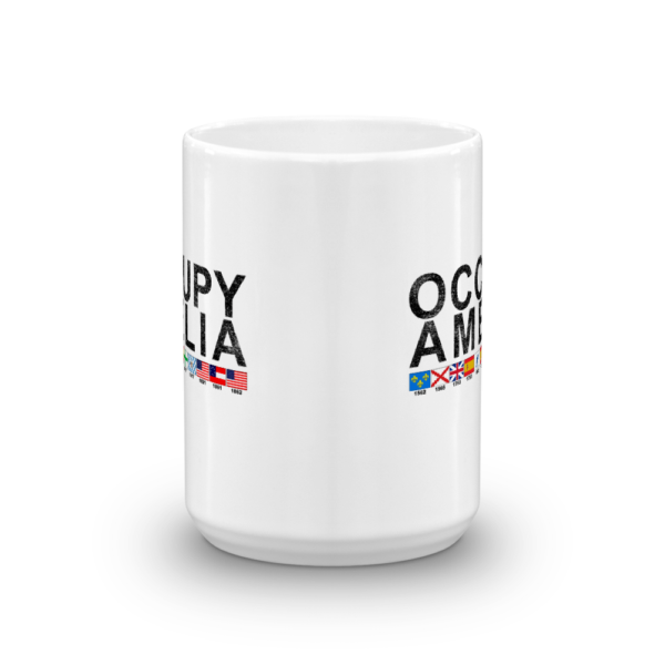 Occupy Amelia Mug Front-view 15oz