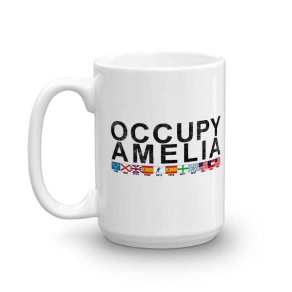 Occupy Amelia Mug Handle-on-Left 15oz