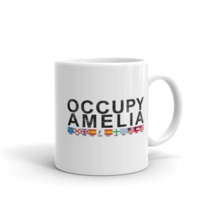 Occupy Amelia Mug Handle-on-Right 11oz