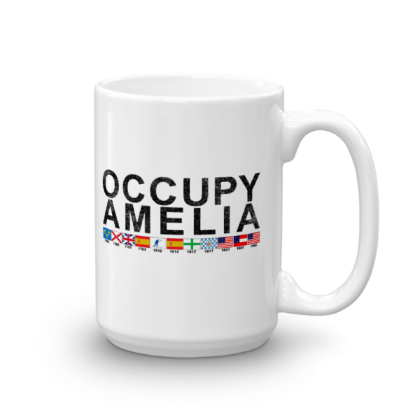 Occupy Amelia Mug Handle-on-Right 15oz
