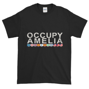 Occupy Amelia Ultra Cotton T-Shirt Black