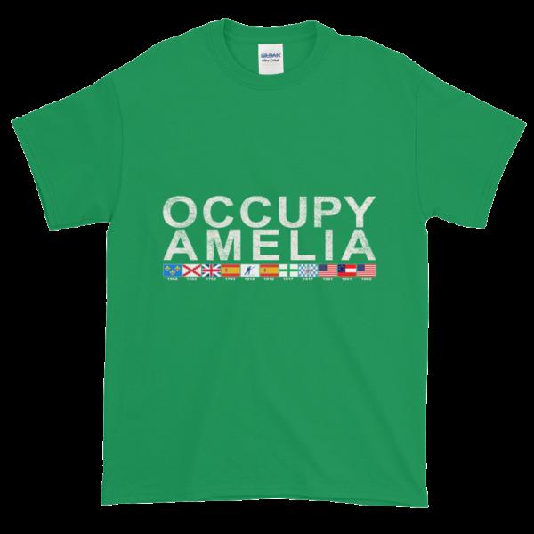 Occupy Amelia Ultra Cotton T-Shirt Irish-Green