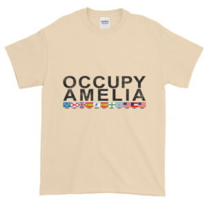 Occupy Amelia Ultra Cotton T-Shirt Natural