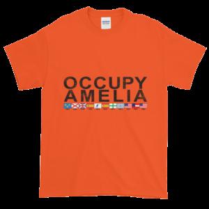 Occupy Amelia Ultra Cotton T-Shirt Orange