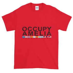 Occupy Amelia Ultra Cotton T-Shirt Red