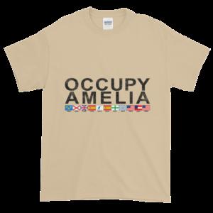 Occupy Amelia Ultra Cotton T-Shirt Sand