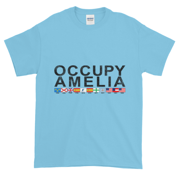 Occupy Amelia Ultra Cotton T-Shirt Sky