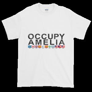 Occupy Amelia Ultra Cotton T-Shirt White