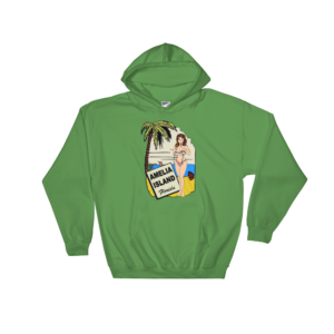 Oops My Bathing Suit Hoodie Irish-Green