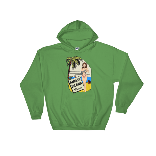 Oops My Bathing Suit Hoodie Irish-Green