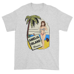 Oops My Bathing Suit Ultra Cotton T-Shirt Ash