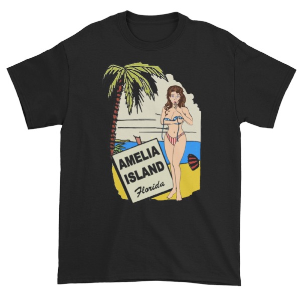 Oops My Bathing Suit Ultra Cotton T-Shirt Black