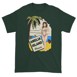 Oops My Bathing Suit Ultra Cotton T-Shirt Forest