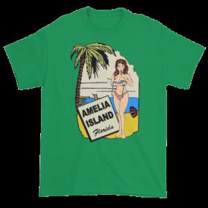 Oops My Bathing Suit Ultra Cotton T-Shirt Irish-Green