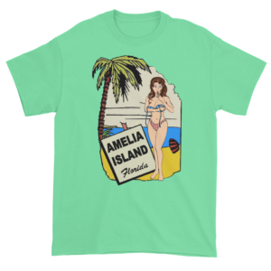 Oops My Bathing Suit Ultra Cotton T-Shirt Mint-Green