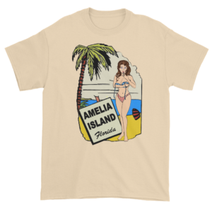 Oops My Bathing Suit Ultra Cotton T-Shirt Natural