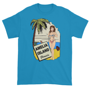Oops My Bathing Suit Ultra Cotton T-Shirt Sapphire