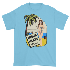 Oops My Bathing Suit Ultra Cotton T-Shirt Sky